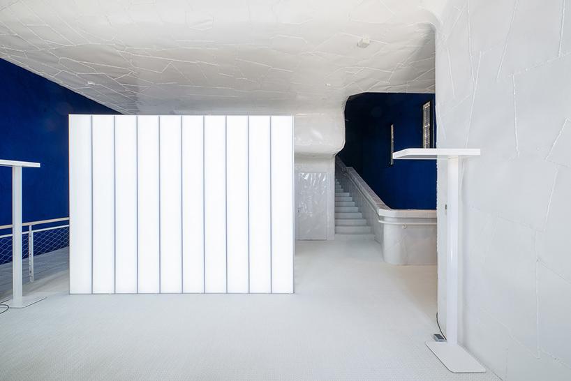 Дизайн интерьера музея: маленькое помещение