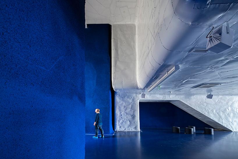 Дизайн интерьера музея