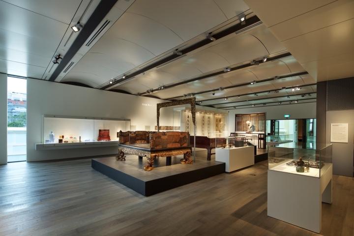 Дизайн интерьера музея: традиционный облик