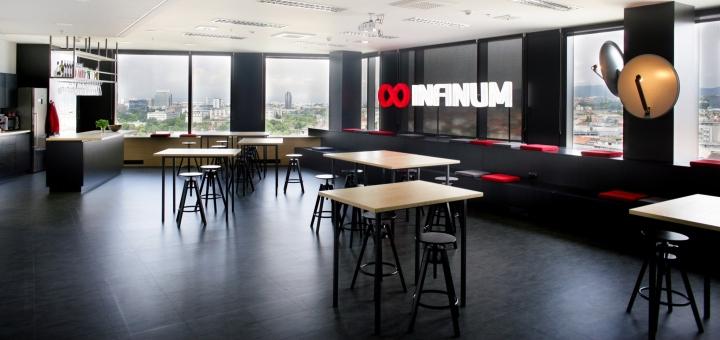 Дизайн интерьера современного офиса: входная зона