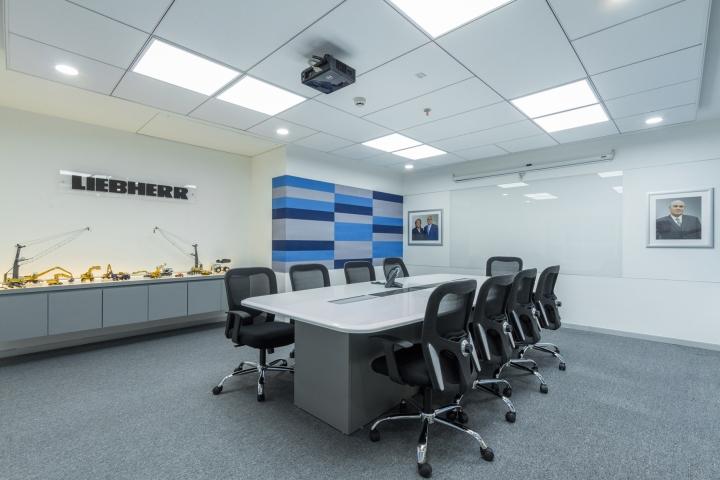 Дизайн интерьера современного офиса: удобная мебель