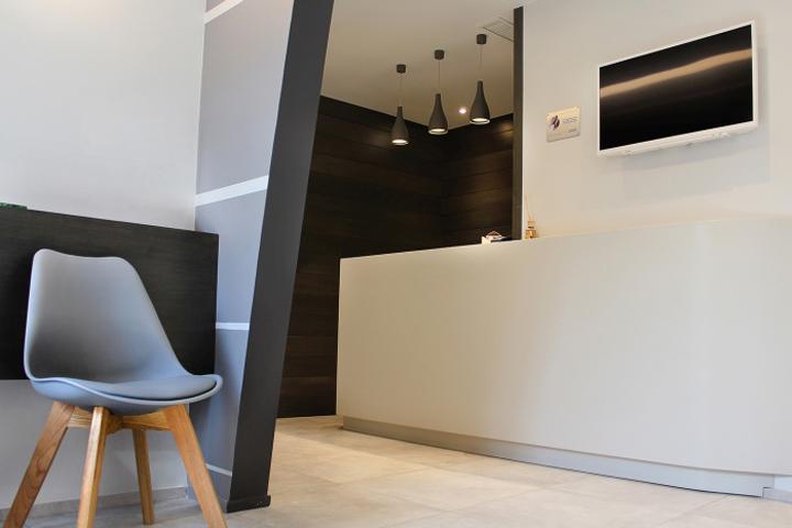 Современный дизайн интерьера стоматологической клиники