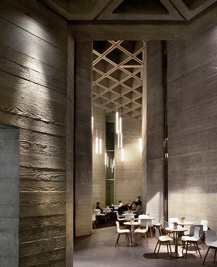 Дизайн интерьера театра в Лондоне