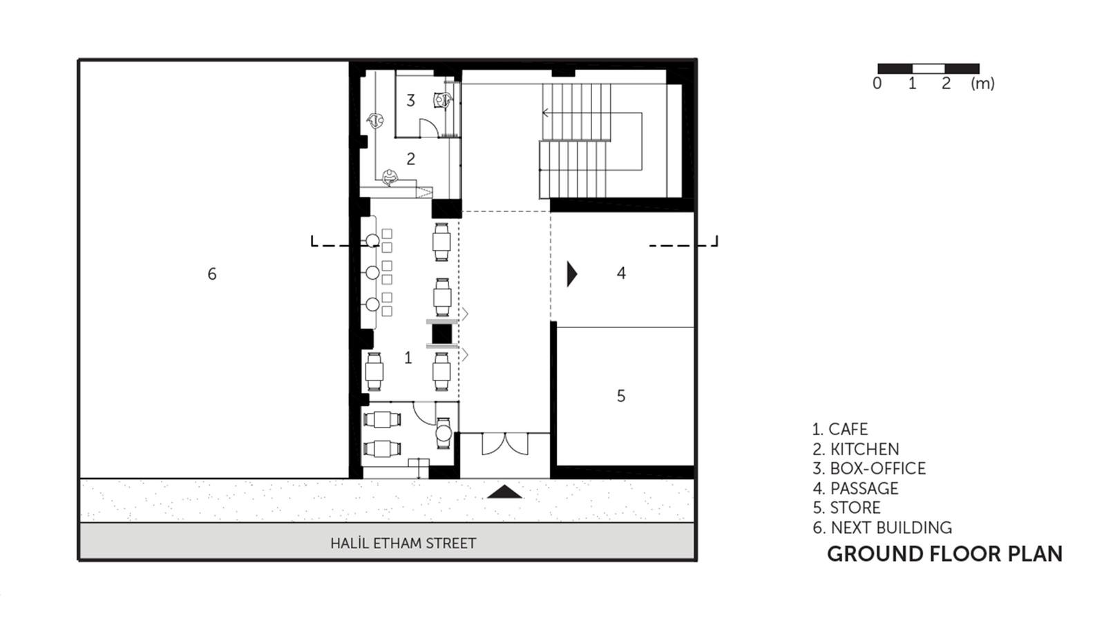 План здания театра - Фото 1