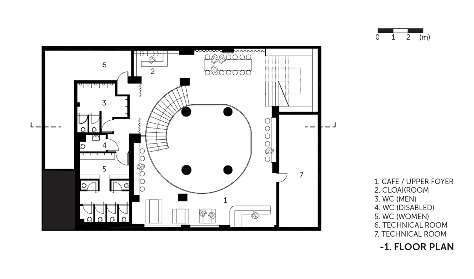 План здания театра - Фото 2
