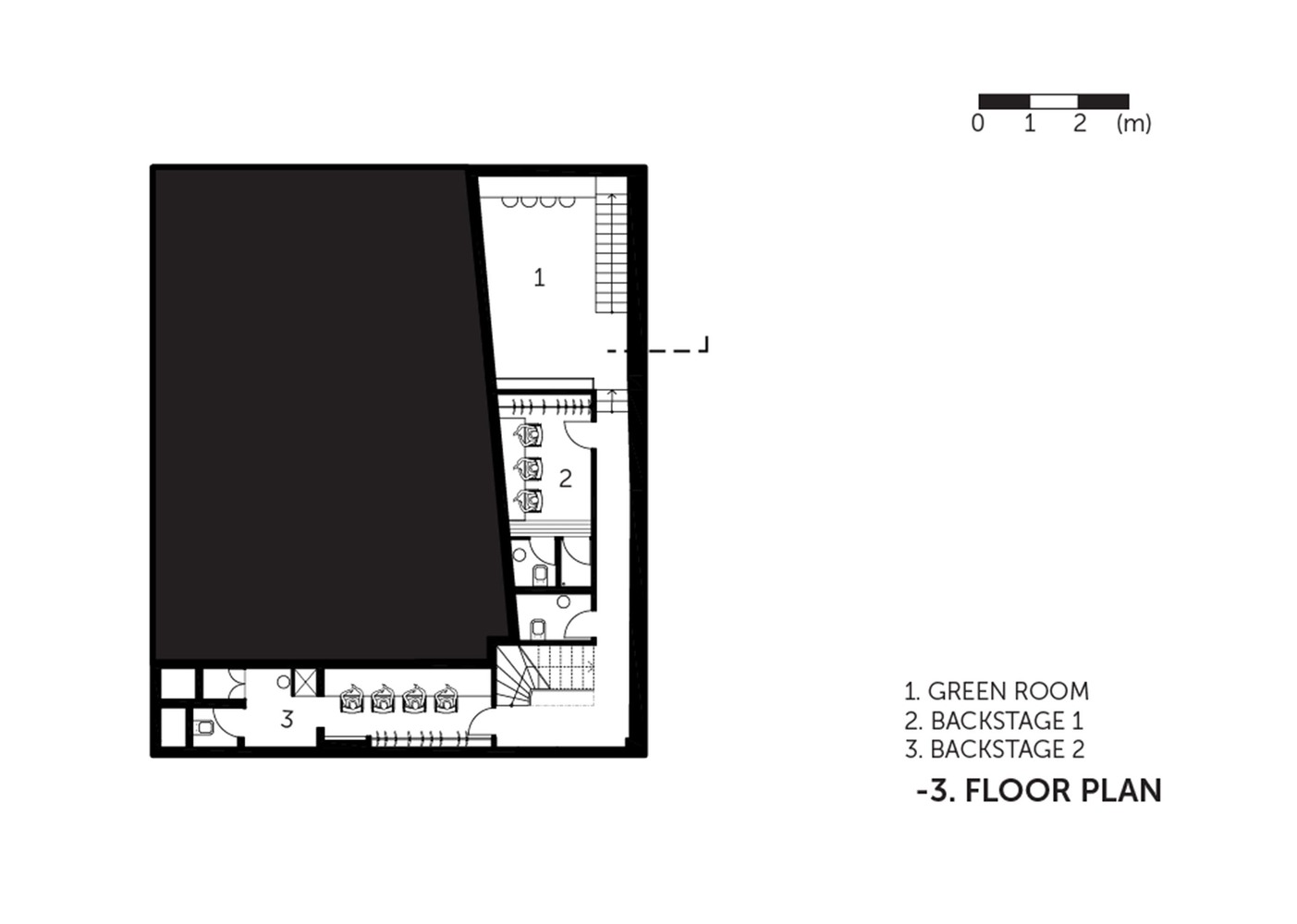 План здания театра - Фото 3