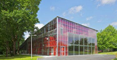 Ультрасовременный дизайн интерьера театра, будоражащий воображение