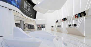 Дизайн кинотеатров гонконгского архитектора