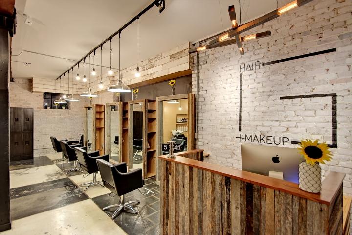 Дизайн косметического салона в Чарльстоне, Южная Каролина, США