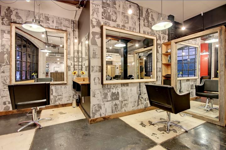 Дизайн косметического салона в Чарльстоне, Южная Каролина, США. Фото 5