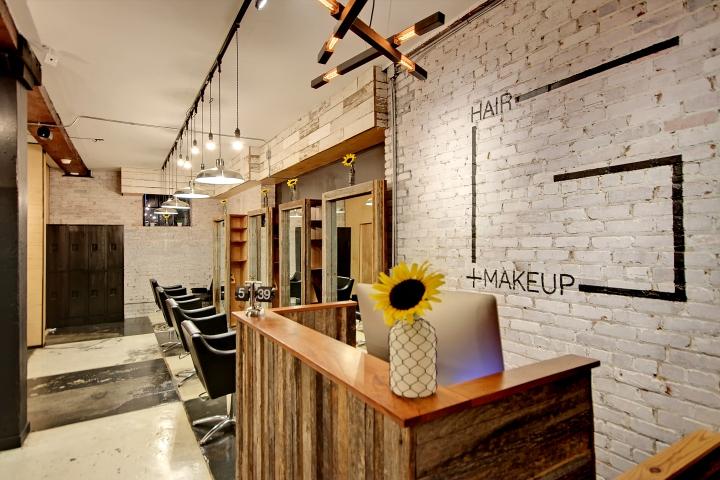 Дизайн косметического салона в Чарльстоне, Южная Каролина, США. Фото 9