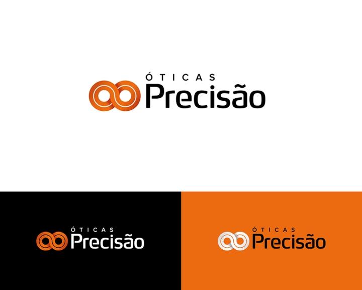 Ярко-оранжевые акценты в дизайне магазина оптики - Фото 1