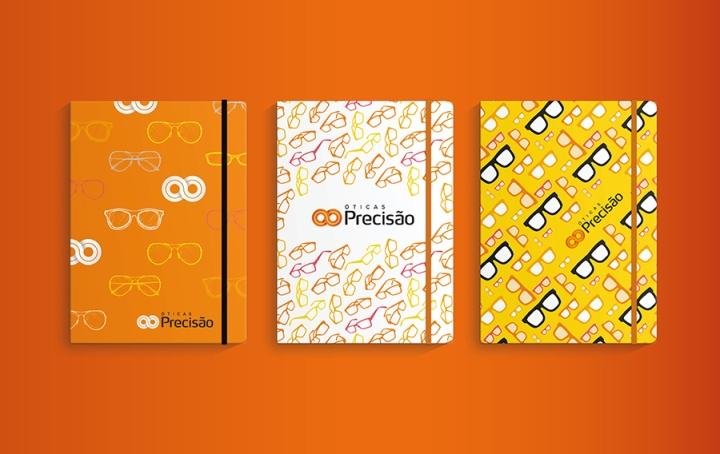Ярко-оранжевые акценты в дизайне магазина оптики - Фото 4