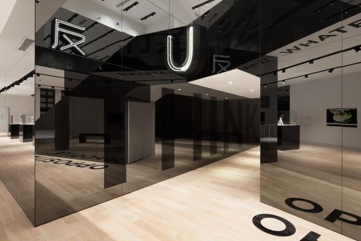 Ультрасовременный дизайн музея стекла
