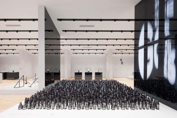 Дизайн музея стекла в Шанхае - фото 1