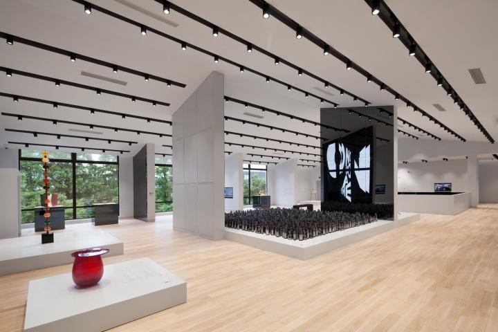 Дизайн музея стекла в Шанхае - фото 2