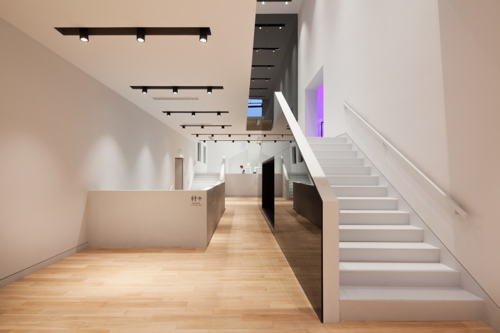 Дизайн музея стекла в Шанхае - фото 3