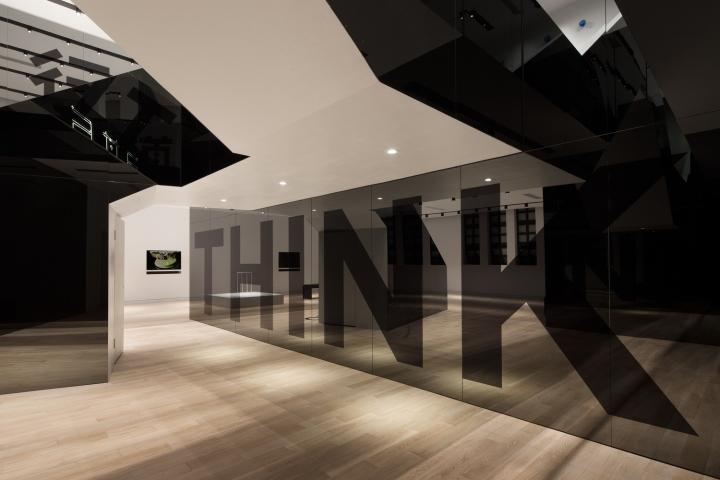 Дизайн музея стекла в Шанхае - фото 6
