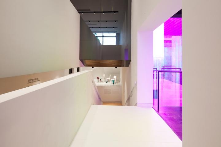 Дизайн музея стекла в Шанхае - фото 8
