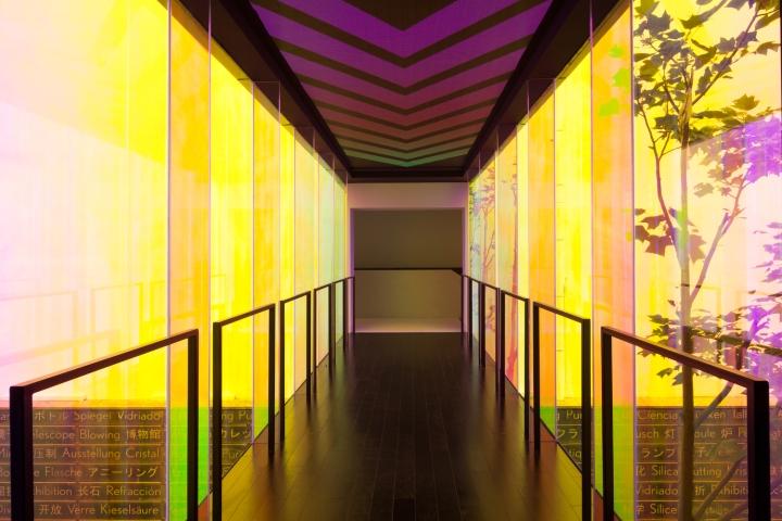 Дизайн музея стекла в Шанхае - фото 9