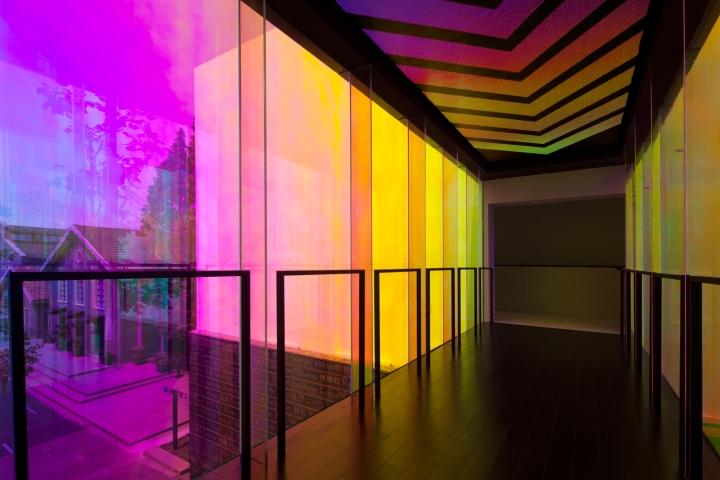 Дизайн музея стекла в Шанхае - фото 10