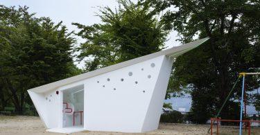 Дизайн общественных уборных в Хиросиме