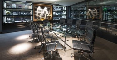 Дизайн офиса консалтинговой компании от студии Katz