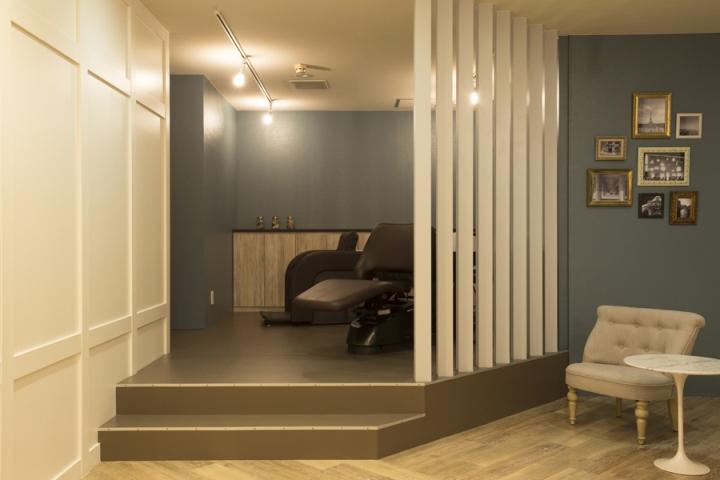 Дизайн парикмахерской: расслабляющее пространство для СПА головы
