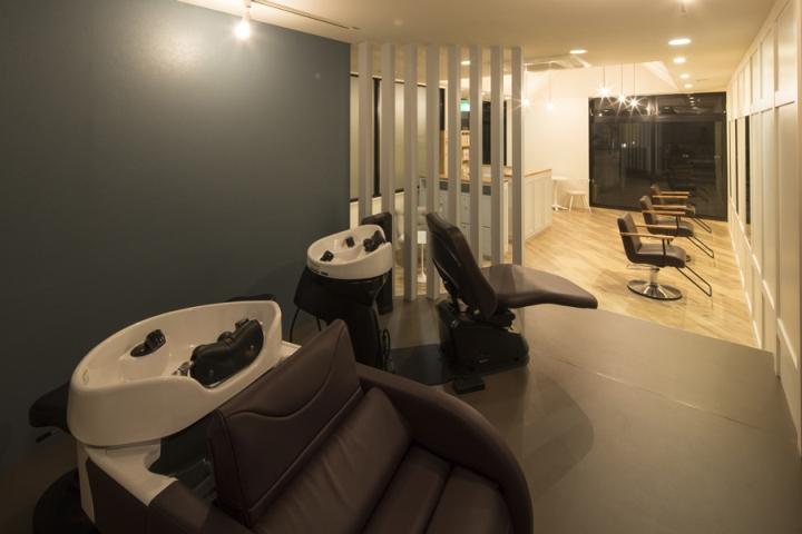 Дизайн парикмахерской: приятная атмосфера уединения