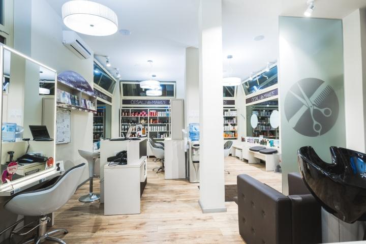Современный дизайн парикмахерской - Фото 6