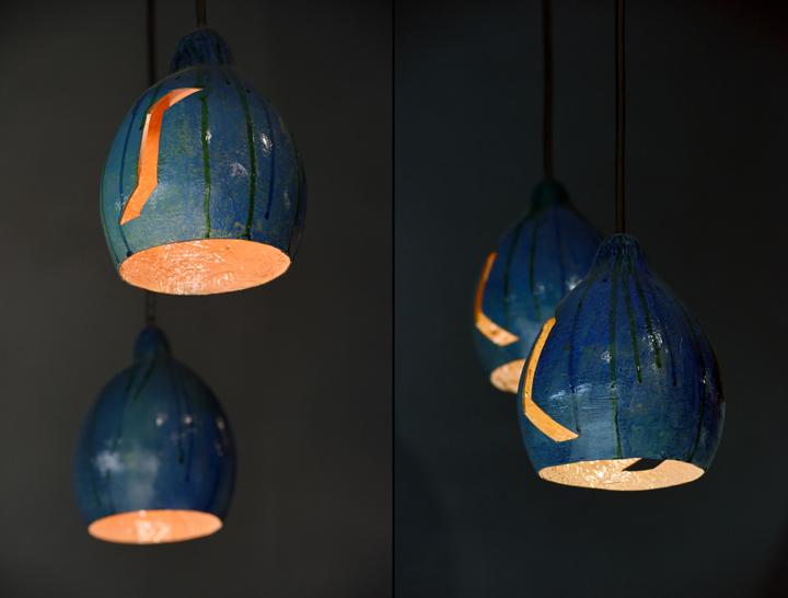 Дизайнерские светильники в дизайне парикмахерской - Фото 6