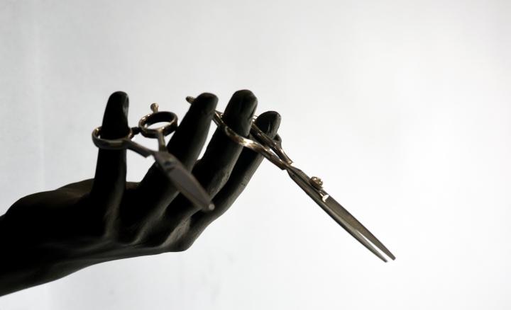 Авторский декор в дизайне парикмахерской - Фото 3