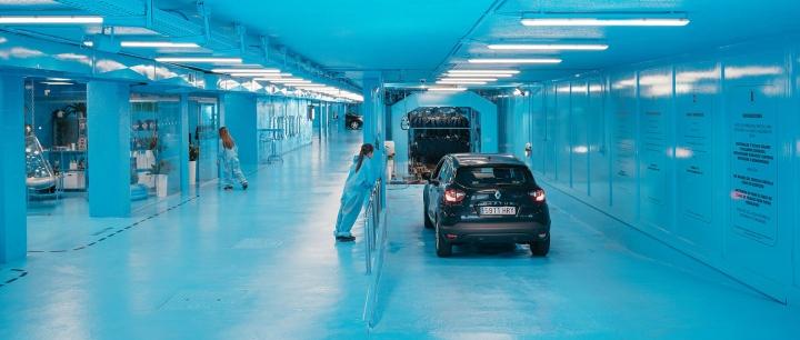 Дизайн-проект автомойки в Мадриде. Фото 2