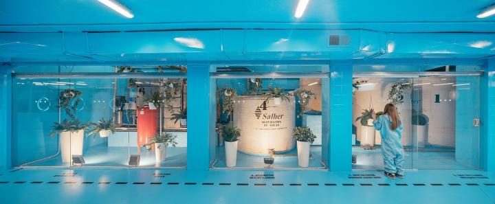 Дизайн-проект автомойки в Мадриде. Фото 4