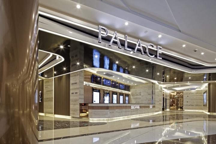 Дизайн-проект кинотеатра Palace Cinema в Китае. Фото 3