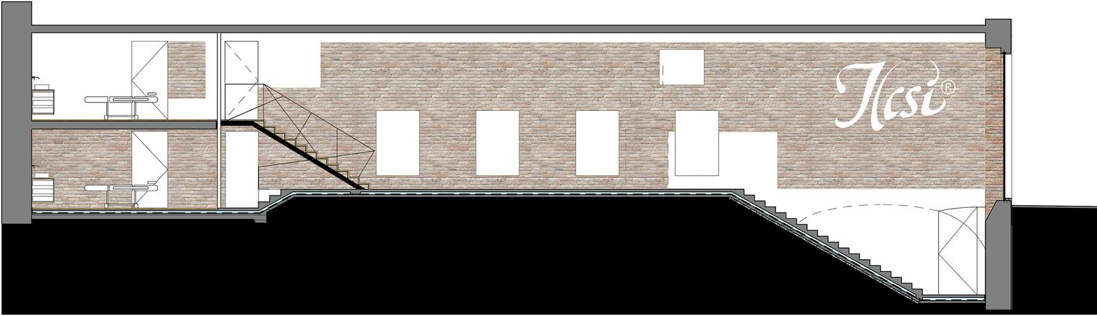 План-чертёж здания салона красоты - Фото 3
