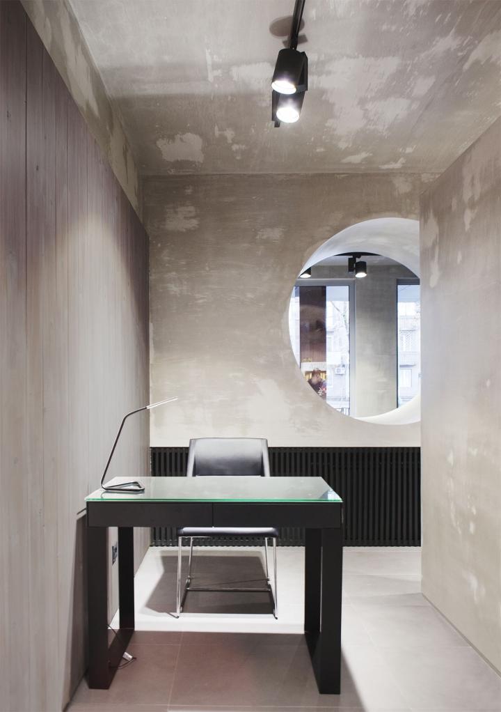 Каждое рабочее место выполнено в стиле минимализма