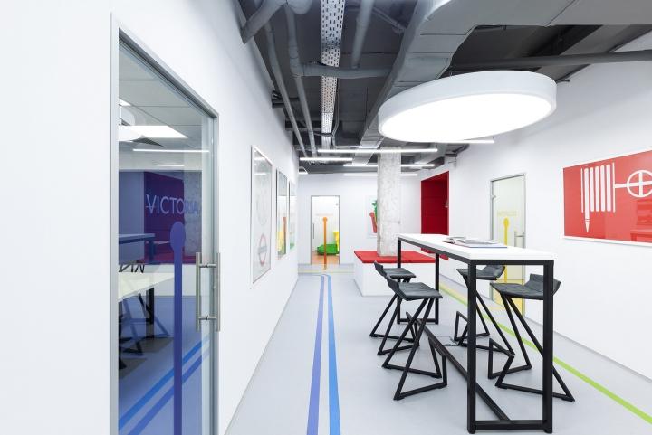 Дизайн школы: входная зона