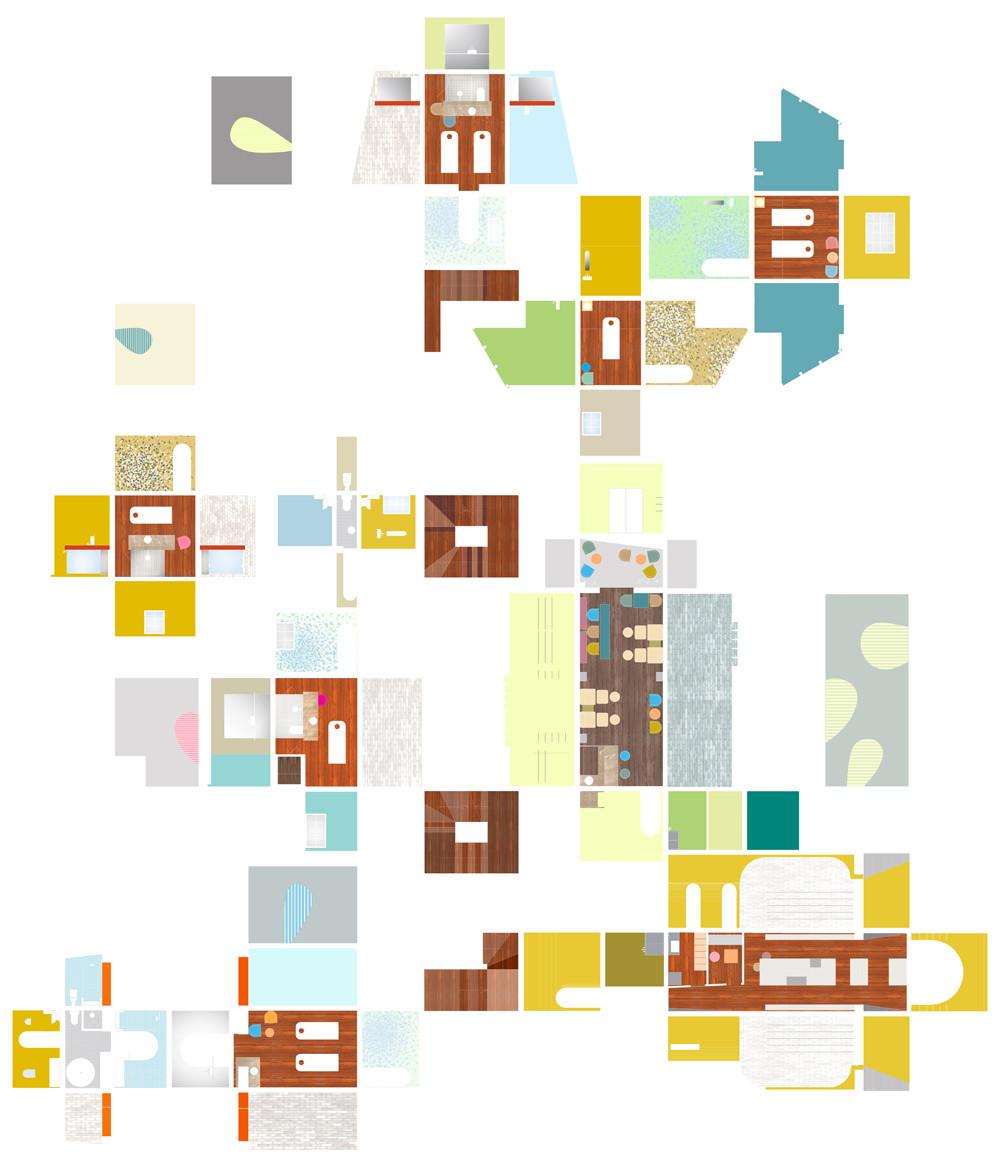 Дизайн спа-салона: планировка здания