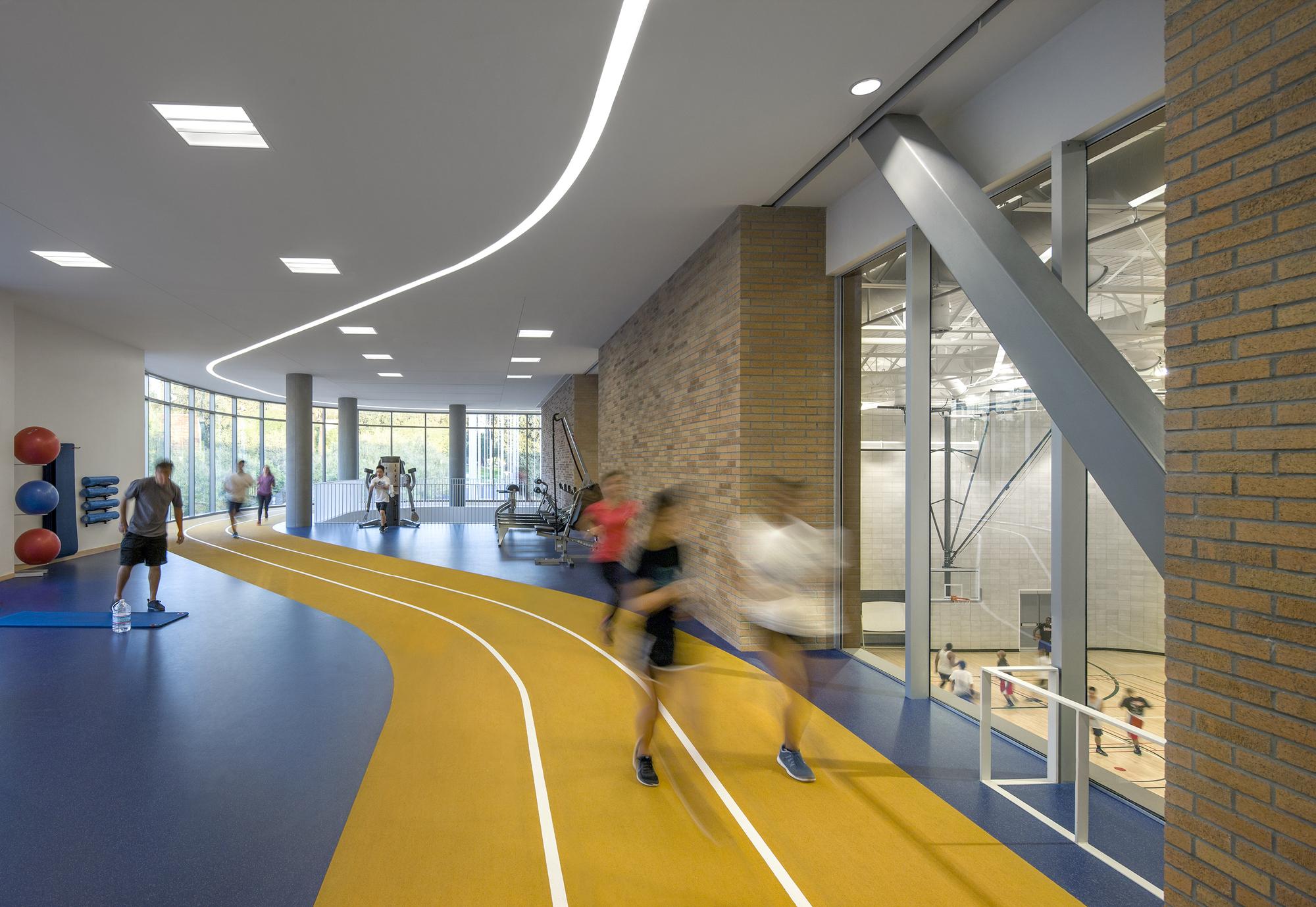 Дизайн спортивного комплекса – Легкая атлетика