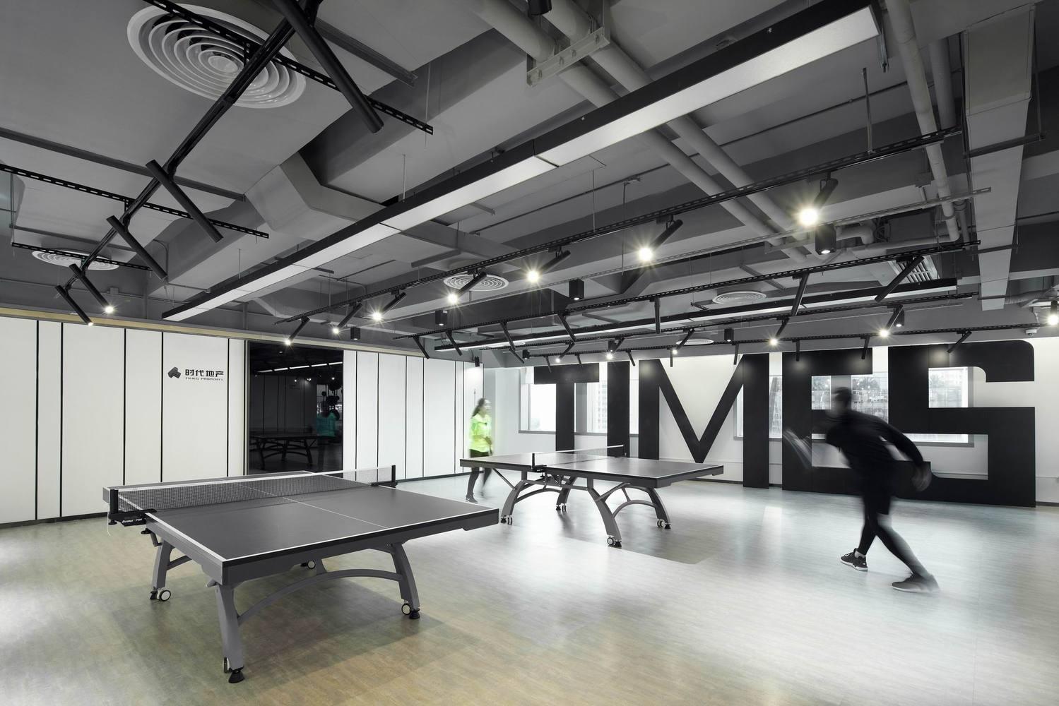 Дизайн спортивного центра от профессиональной студии