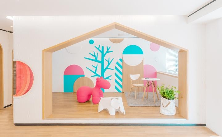 Дизайн стоматологической клиники: детская зона - фото 2