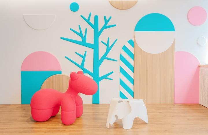 Дизайн стоматологической клиники: детская зона - фото 3