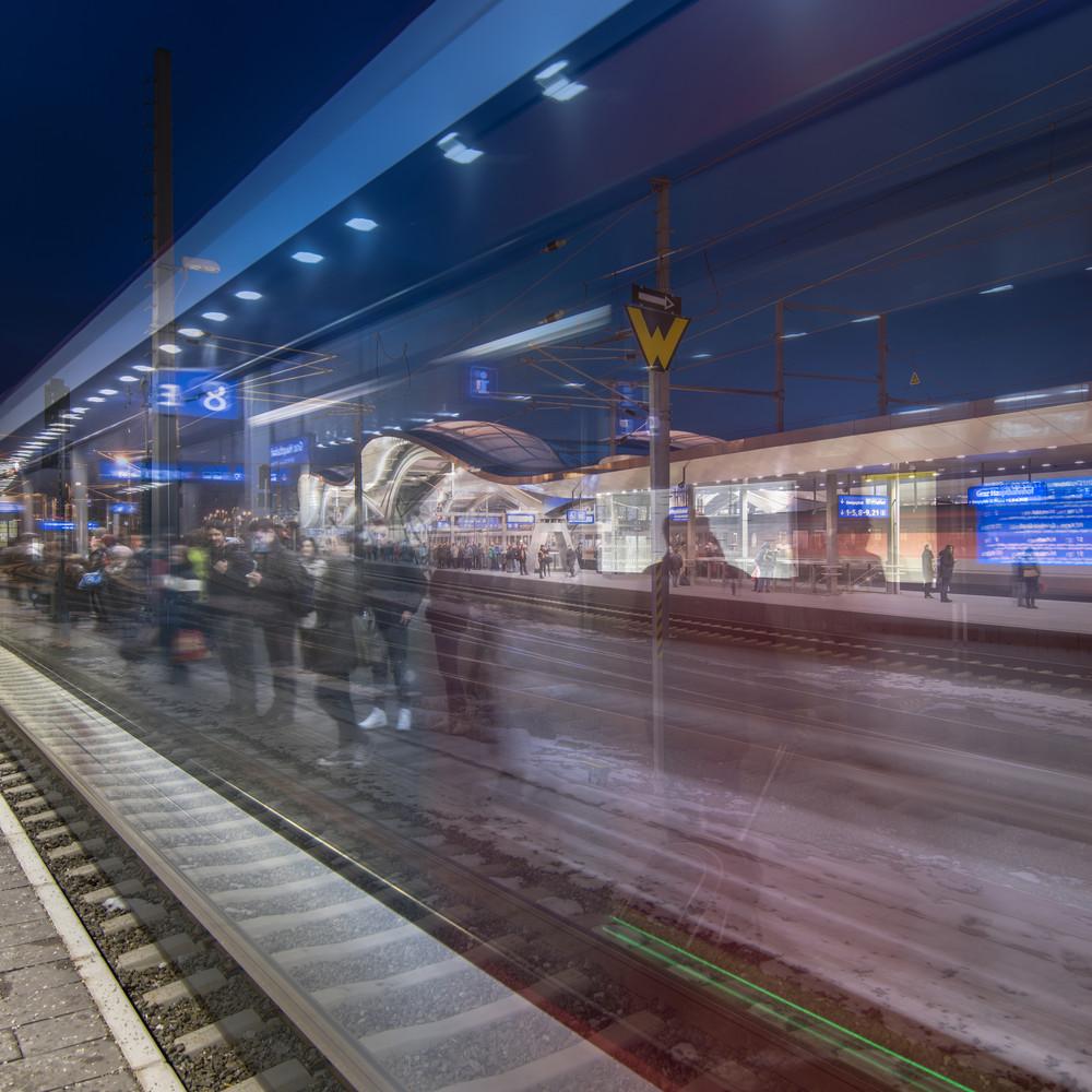 Оригинальный интерьер железнодорожного вокзала вокзала - Фото 2
