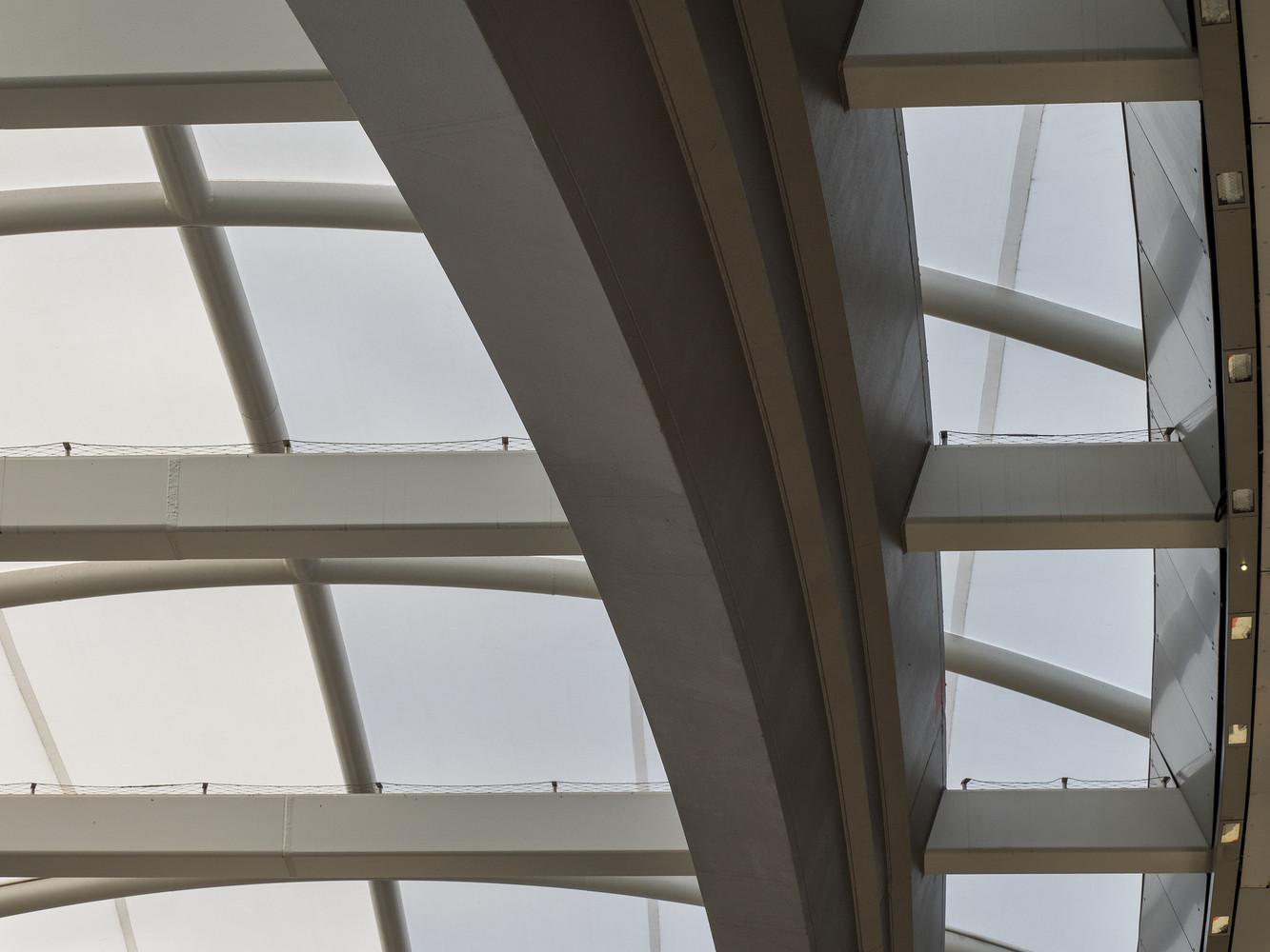 Оригинальный интерьер железнодорожного вокзала вокзала - Фото 7