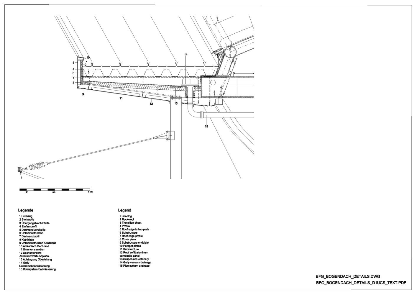 План-чертёж железнодорожного вокзала - Фото 13