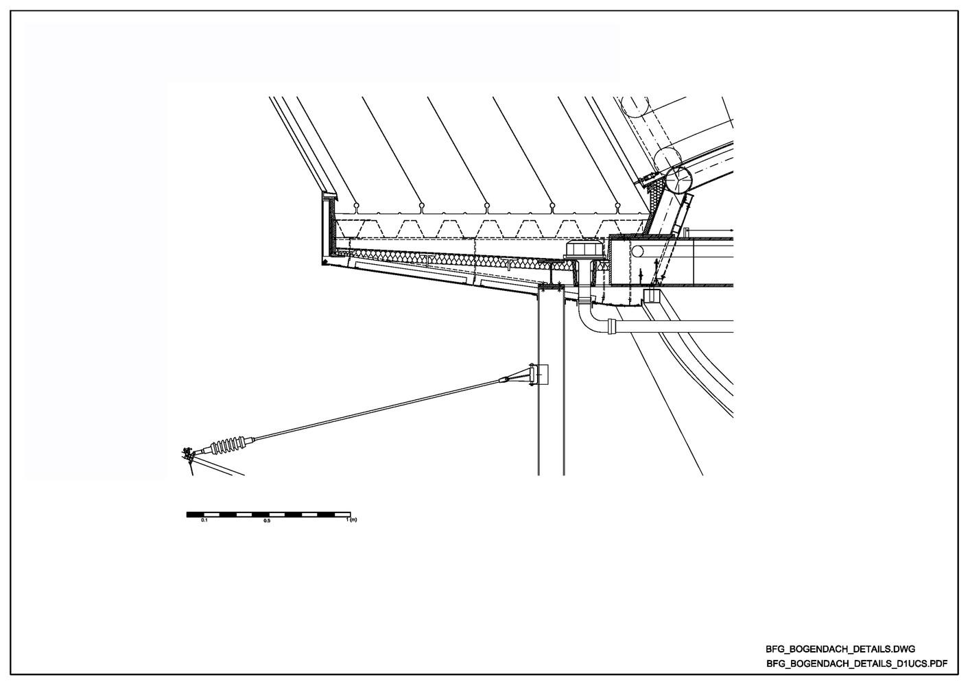 План-чертёж железнодорожного вокзала - Фото 14