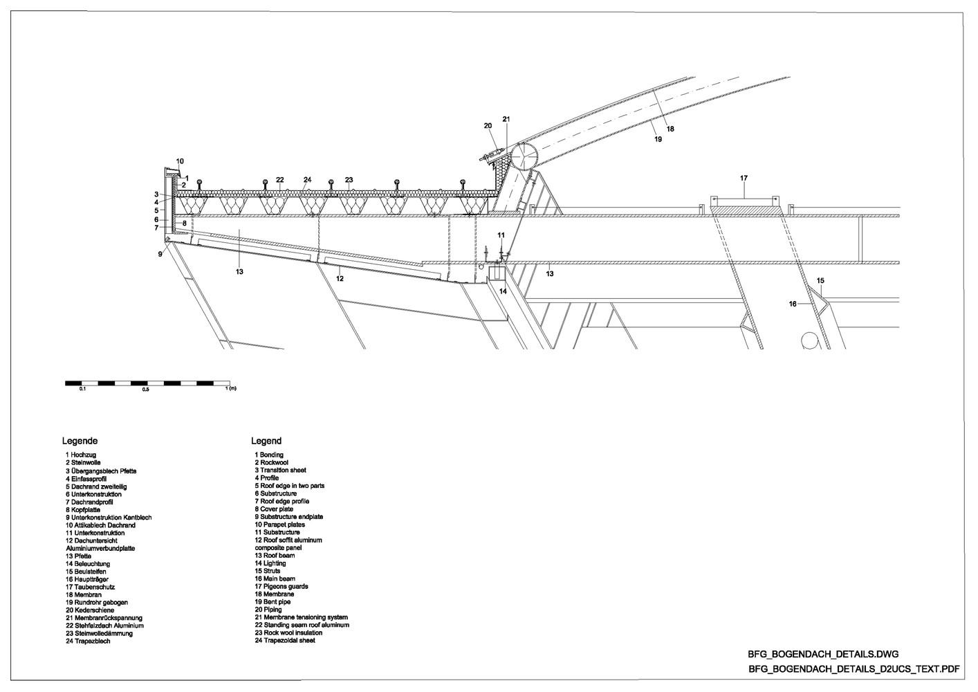 План-чертёж железнодорожного вокзала - Фото 15