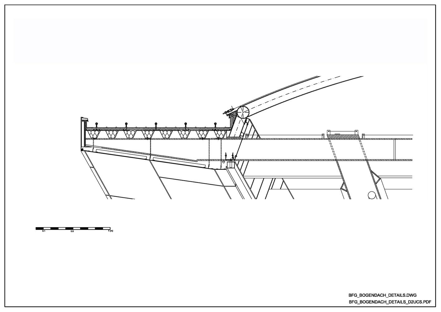 План-чертёж железнодорожного вокзала - Фото 16