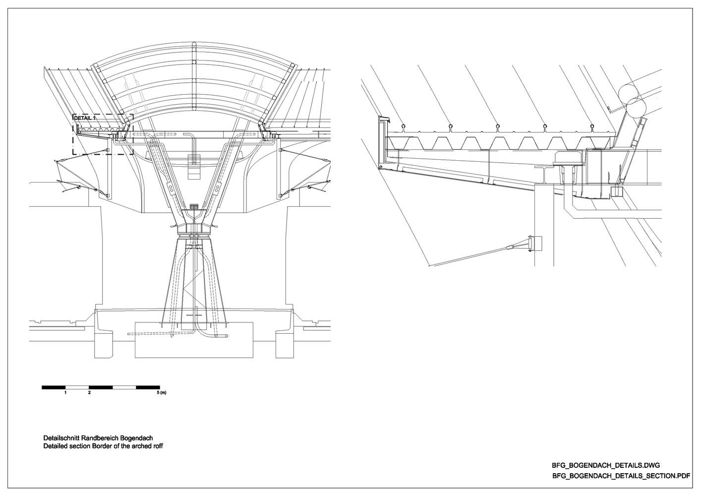 План-чертёж железнодорожного вокзала - Фото 17